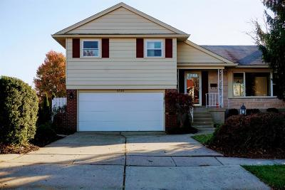 Cincinnati OH Single Family Home For Sale: $157,000