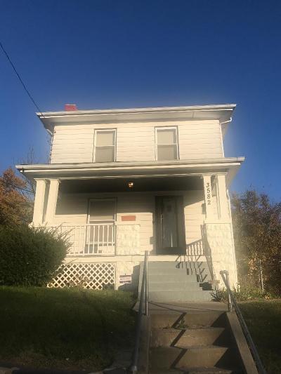 Cincinnati Single Family Home For Sale: 3582 Purdue Street
