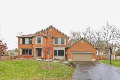 Blue Ash Single Family Home For Sale: 9745 Tiffany Hill Court