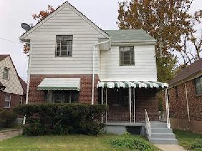 Cincinnati OH Single Family Home For Sale: $49,500