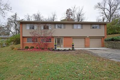 Cincinnati OH Single Family Home For Sale: $198,000