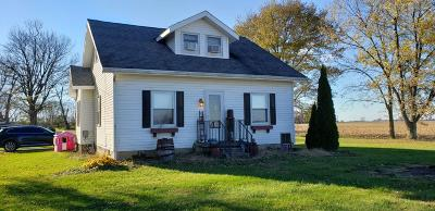 Highland County Single Family Home For Sale: 12303 Larrick Road