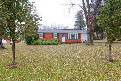 Turtle Creek Twp Single Family Home For Sale: 1556 Wilmington Road