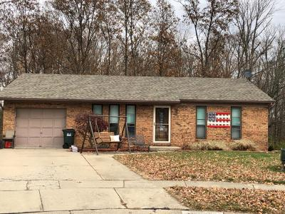 Colerain Twp Single Family Home For Sale: 2808 Commodore Lane