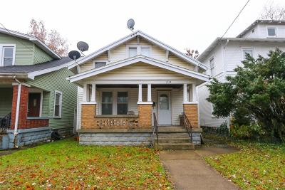 Butler County Single Family Home For Sale: 2114 Sherman Avenue