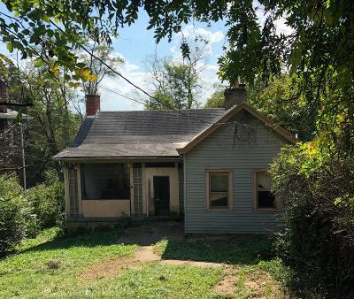 Cincinnati OH Single Family Home For Sale: $48,000