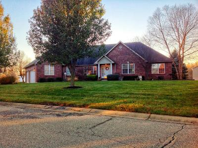 Batesville Single Family Home For Sale: 465 Arlington Drive