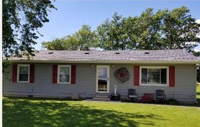 Adams County, Brown County, Clinton County, Highland County Single Family Home For Sale: 55 Burnett Road