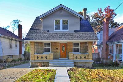 Cincinnati Single Family Home For Sale: 5521 Bosworth Place