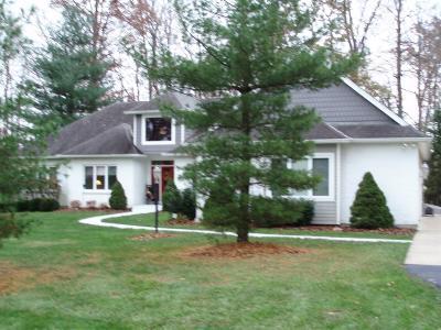 Single Family Home For Sale: 1087 White Oak Road