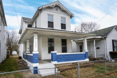 Hamilton Single Family Home For Sale: 1022 Greenwood Avenue