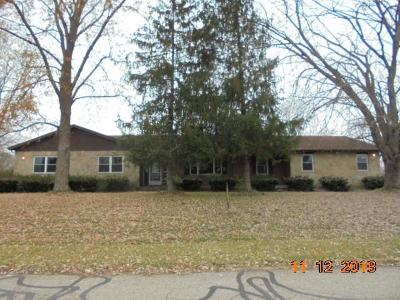 Butler County Single Family Home For Sale: 2895 Weeping Willow Drive
