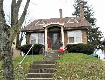 Cincinnati OH Single Family Home For Sale: $98,800
