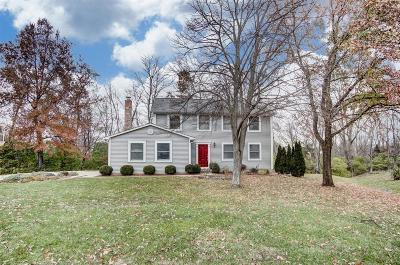 Deerfield Twp. Single Family Home For Sale: 7791 Strawberry Hill Lane
