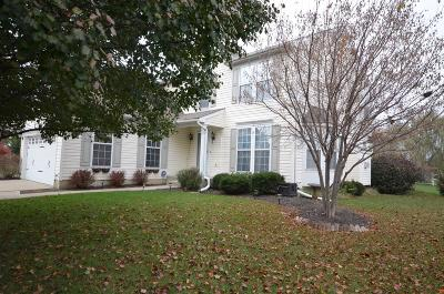 Liberty Twp Single Family Home For Sale: 8076 Melissa Crossing