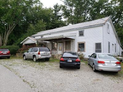 Rising Sun Single Family Home For Sale: 5059 Cass Union Road