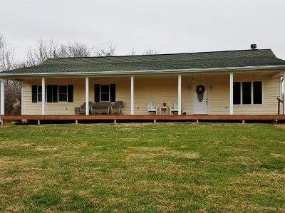 Highland County Single Family Home For Sale: 14255 Barrett Mill Road