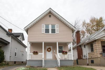 Norwood Single Family Home For Sale: 5331 Rolston Avenue