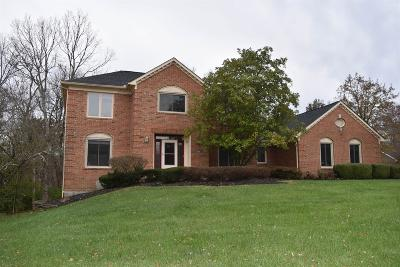Hamilton County Single Family Home For Sale: 832 Eaglesknoll Court