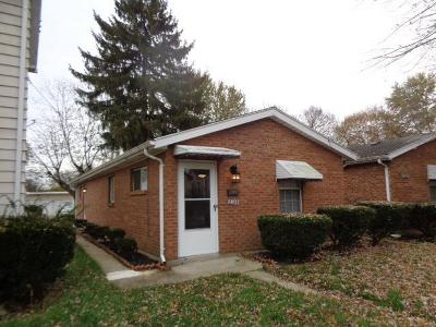 Butler County Single Family Home For Sale: 2184 University