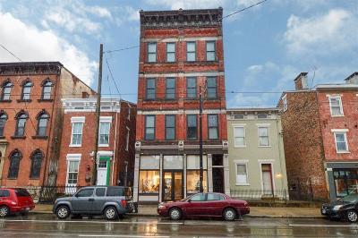 Cincinnati Condo/Townhouse For Sale: 1408 Elm Street