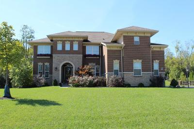 Single Family Home For Sale: 5441 Whispering Brook Court