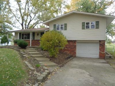 Lawrenceburg, Aurora, Bright, Brookville, West Harrison, Milan, Moores Hill, Sunman, Dillsboro Single Family Home For Sale: 6008 Preble County Line