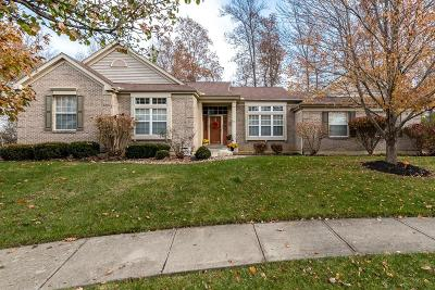 Hamilton Twp Single Family Home For Sale: 6192 Binley Woods