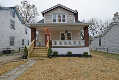 Cincinnati Single Family Home For Sale: 6217 Prentice Street