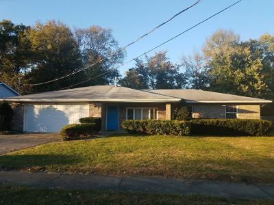 Oxford Single Family Home For Sale: 6002 Vereker Drive