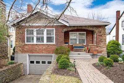 Cincinnati Single Family Home For Sale: 1134 Paxton Avenue