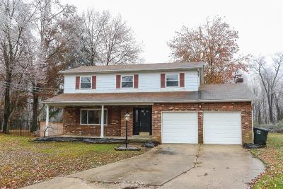 Cincinnati Single Family Home For Sale: 1807 Briarrose Court