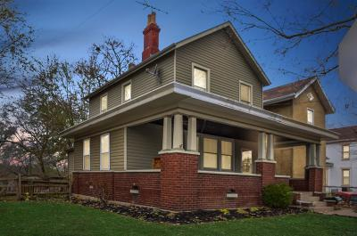 Cincinnati Single Family Home For Sale: 341 Mill Street