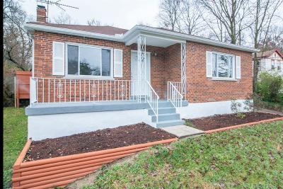 Delhi Twp Single Family Home For Sale: 5144 Rapid Run Road