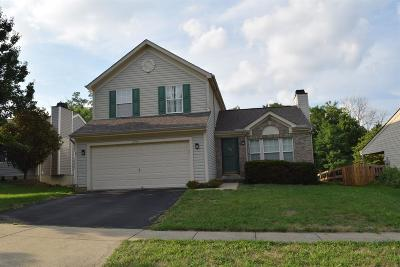 West Chester Single Family Home For Sale: 9744 Deer Track Road