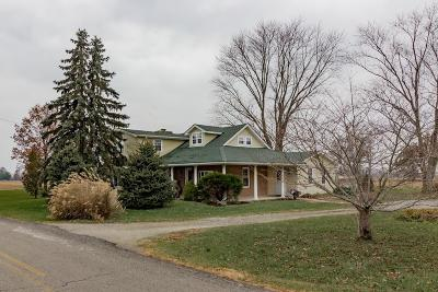 Adams County, Brown County, Clinton County, Highland County Single Family Home For Sale: 423 Wisbey Road