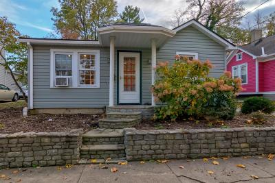 Oxford Single Family Home For Sale: 15 W Withrow Street