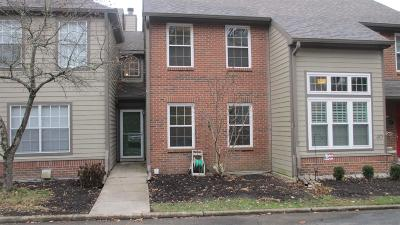 Montgomery Condo/Townhouse For Sale: 10555 Montgomery Road #56