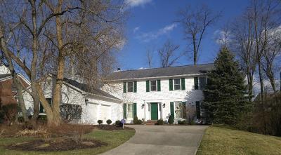 Single Family Home For Sale: 11472 Kemperknoll Lane