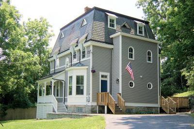 Cincinnati Single Family Home For Sale: 3661 Heekin Avenue
