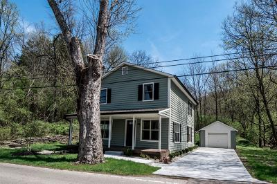 Single Family Home For Sale: 1682 Corwin Road
