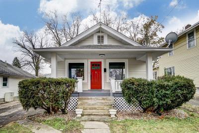 Hamilton Single Family Home For Sale: 408 Harrison Avenue