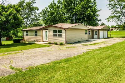 Preble County Single Family Home For Sale: 781 Vinland Drive