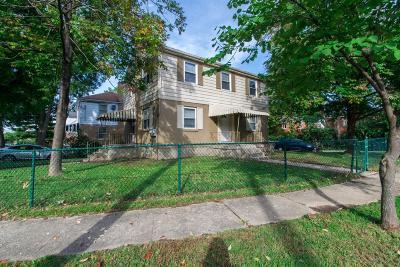 Cincinnati OH Single Family Home For Sale: $115,000