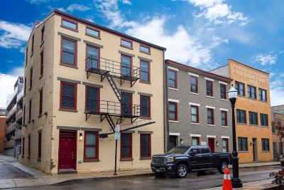 Cincinnati Condo/Townhouse For Sale: 23 Mercer Street #2