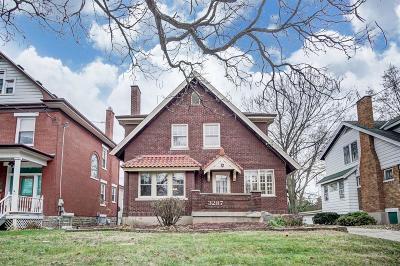 Cincinnati Single Family Home For Sale: 3287 Daytona Avenue
