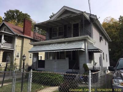 Cincinnati Multi Family Home For Sale: 3670 Vine Street