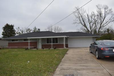Cincinnati Single Family Home For Sale: 8896 Zodiac Drive