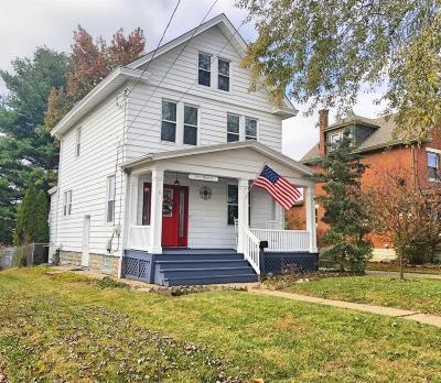 Cincinnati Single Family Home For Sale: 3769 Frances Avenue