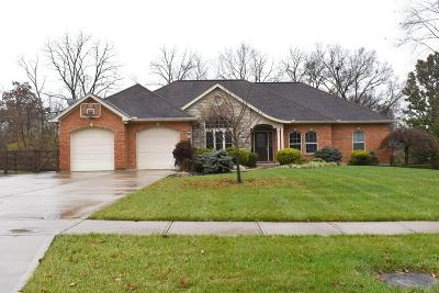 Butler County Single Family Home For Sale: 7481 Nordan Drive